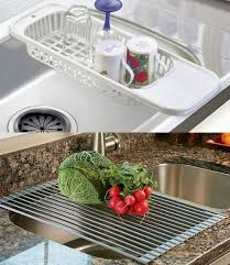 Over The Sink Drying Rack Genius Style Of Over The Sink Dish Drying Rack Trends4uscom
