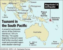 「2007 Solomon Islands earthquake」の画像検索結果