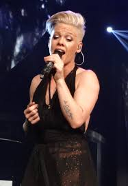 Is singer pink a lesbian