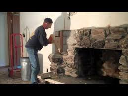 milwaukee fireplace demolition at the lookout project in brookfield wi