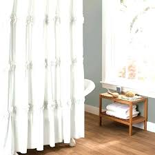 glam shower curtain stylish curtains to instantly upgrade oversized bathrooms rings design extra cur
