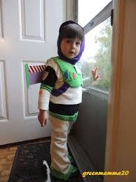 diy buzz lightyear toddler costume