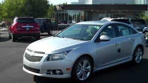 Cruze chevy cruze 2013 eco : 2013 Chevrolet Cruze LTZ Silver Ice, Burns Chevrolet, Rock Hill SC ...