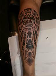 Tetování Tribal Noha Tetování Tattoo