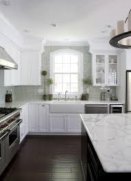 Brick Backsplash Kitchen Modern Brick Backsplash Kitchen Ideas