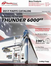 2017 thunderstone product catalog by timpte inc issuu