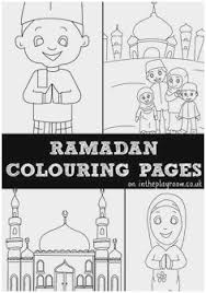 Islamic Coloring Pages Printable Fresh Kids Islamic Activities On