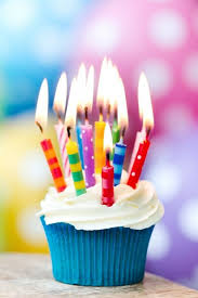 birthday cupcake with candle. Exellent Candle Happy Birthday U2013 Cupcakes With Candles Cute Images  Amazing Photos And Cupcake With Candle Pinterest