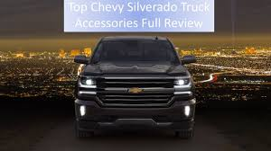 Top Chevy Silverado Truck Accessories Full Review - YouTube