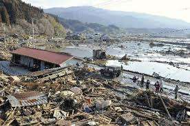 Edt, 30 miles southwest of sakata and more than 6 miles below the surface. Scenes Of Destruction After Japan S Tsunami Quake Mpr News