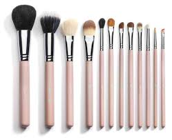 dfemale 4 12 piece professional makeup brushes