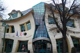 real architecture buildings. The Crooked Architecture, Sopot, Poland-Most Amazing Buildings Real Architecture