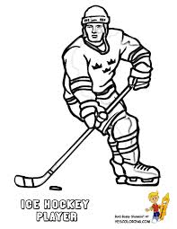 Small Picture Hockey Coloring Pages ngbasiccom