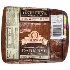 Oroweat Schwarzwalder Dark Rye Bread 16oz Target