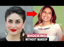 8 bollywood actresses who look ugly without makeup you won t believe