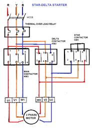 dol starter wiring diagram 3 phase dol image wiring diagram dol motor starter jodebal com on dol starter wiring diagram 3 phase