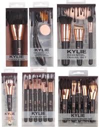 2017 kylie jenner brush set nake eyeshadow palettes foundation makeup brushes high tech make up tools makeup makeup palettes from makeupe