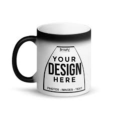 Design Your Own Personalized Gifts Design Your Own Black Magic Mug