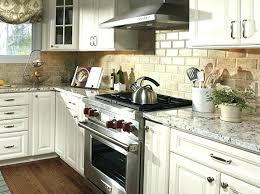 ideas to decorate kitchen countertops kitchen counter decoration