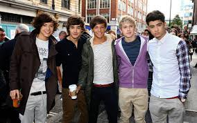 One Direction Make Us Chart History News The X Factor