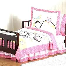 toddler bed bedding girl set comforters pink and purple sets in a popular fairies 4 piece