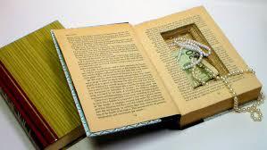 how to make a book safe