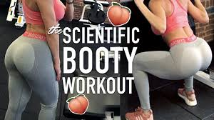 GROW YOUR BUTT Scientific Glute Workout Guide BOOTY TRAINING.