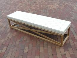 Extra Long Bench Cushion Extra Long Bench With Back Extra Long