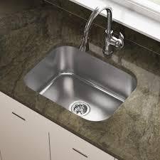 Mr Direct Undermount Stainless Steel 23 In Single Bowl Kitchen Sink