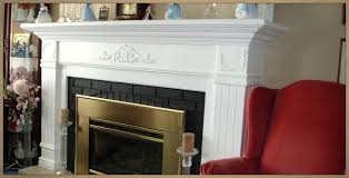 custom wood fireplace mantels ontario fire surround painted mantel los angeles
