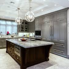 24 Grey Kitchen Cabinets Designs Decorating Ideas Design Trends