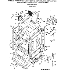 Ge range parts 5 gas oven parts diagram kenmore gas range model 790 manual jds9860aap specs