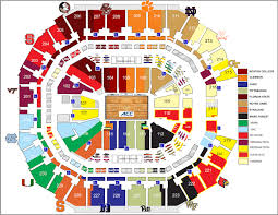 2018 Acc Tournament Seating Chart By School Acc Basketball Rx 2016 Most Valuable Programs