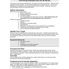 Resumes Now Free Acting Resume Samples And Examples Ace Your