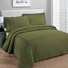 bedding sage green comforter sets queen king size