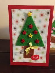 Kids Crafts For Christmas Easy Preschool Christmas Cards Easy Christmas Cards Youngest