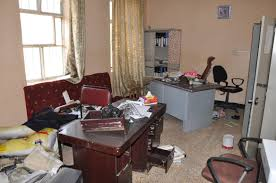 isis main office. Less Fancy Office Isis Main