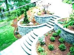 full size of backyard wall ideas landscaping outdoor brick decorating fountain timber fence kids room