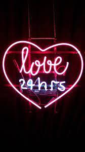 Love Neon Light Wallpapers - Top Free ...