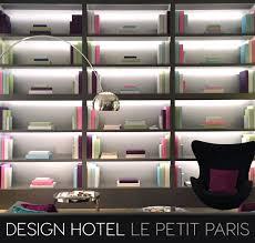 design hotel in paris le petit paris boutique hotel paris