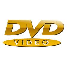 Golden dvd logo - Transparent PNG & SVG vector