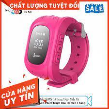 Đồng Hồ Định Vị Trẻ Em GPS Q50- Hàng Nhập Khẩu ( Xanh Da Trời )[hot]