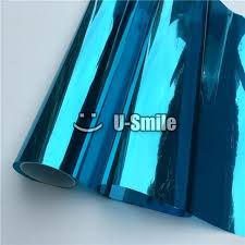 glass tint blue silver mirror window vinyl for glass tint home office window tinting cost