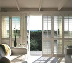 home depot plantation ion shutters for sliding doors bypass glass faux wood home depot vertical blinds