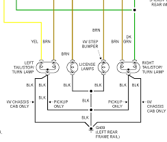 tail light wiring diagram 1992 chevy truck auto wiring diagram 1992 chevy silverado tail light diagram wiring diagram site 94 chevy silverado tail light wiring wiring