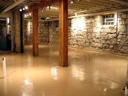 sealing concrete floor in basement concrete floor paint sealer large size of gorgeous concrete floor