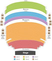 Berglund Performing Arts Theatre Seating Chart New Age Music Tickets