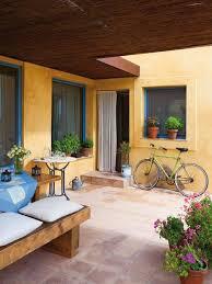 Ambientes Rústicos  Casas Rústicas Pequeñas  Pequenas Poco Decoracion Casas Rusticas Pequeas