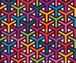 Abstract Patterns Cool Abstract Geometric Pattern By Evdakovka GraphicRiver