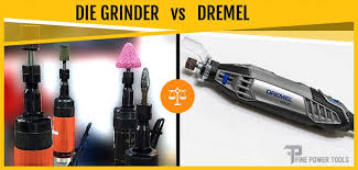 Dremel Tool Comparison Chart Die Grinder Vs Dremel Rotary Tools Differences Which Is Best